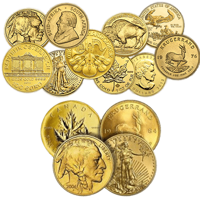 We buy all gold coins bullion and numismatics