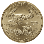 1/4 OZ COMMON DATE - AMERICAN GOLD EAGLE