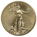 1/4 OZ AMERICAN GOLD EAGLE