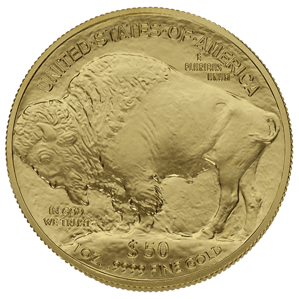 1 OZ COMMON DATE - AMERICAN GOLD BUFFALO