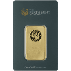 1 OZ PERTH - PURE GOLD BARS