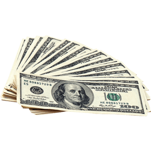 We'll provide you with the cash you need whether it's $100 or $100,000, pawn loans are good for 60 days and must be renewed or redeemed