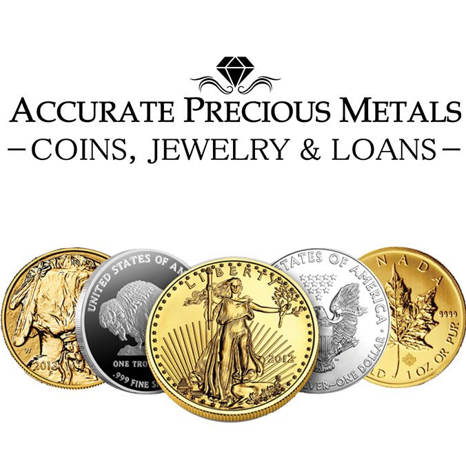 Gold: Coins & Bullion