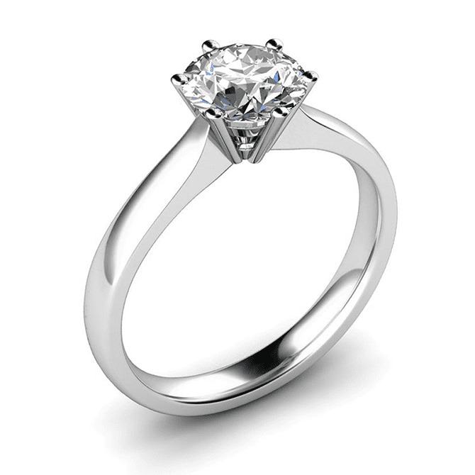 diamond engagement rings, white gold engagement rings