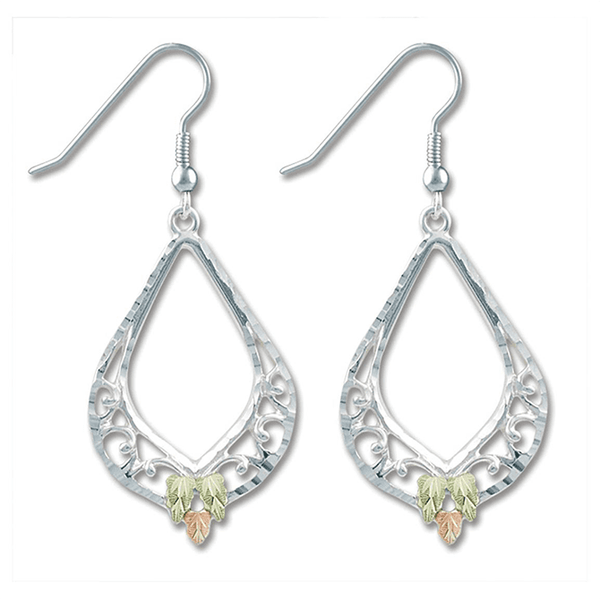 Sliver French Wire Earrings