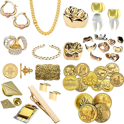 We buy gold items of 8k, 10k, 14k, 18k, 22k, and 24k. Free consultation!
