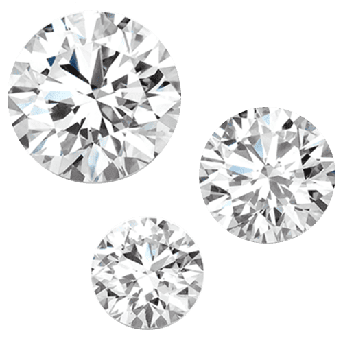 We buy loose diamonds, GIA certified diamond grader on staff to provide you with a maximum fair valuation