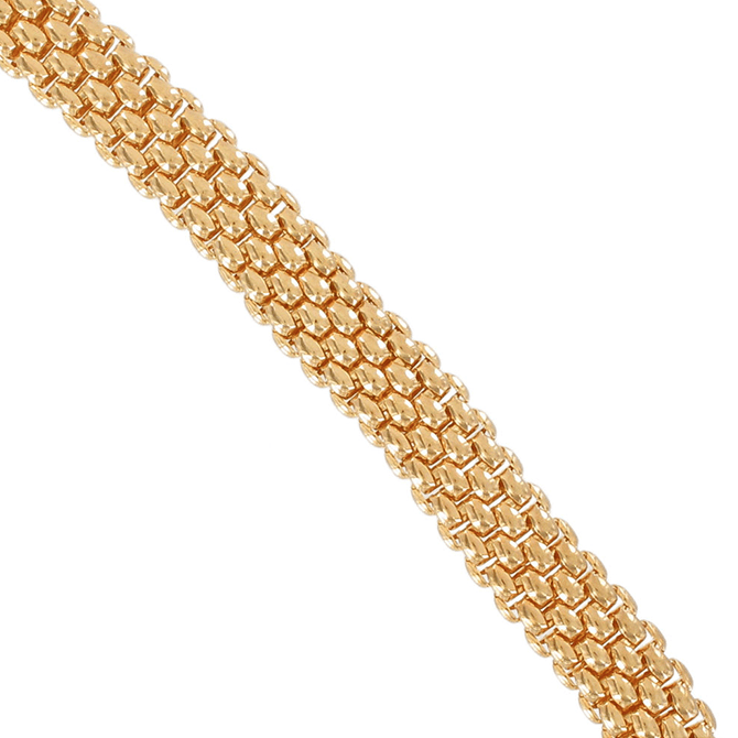 Gold Mesh Chain