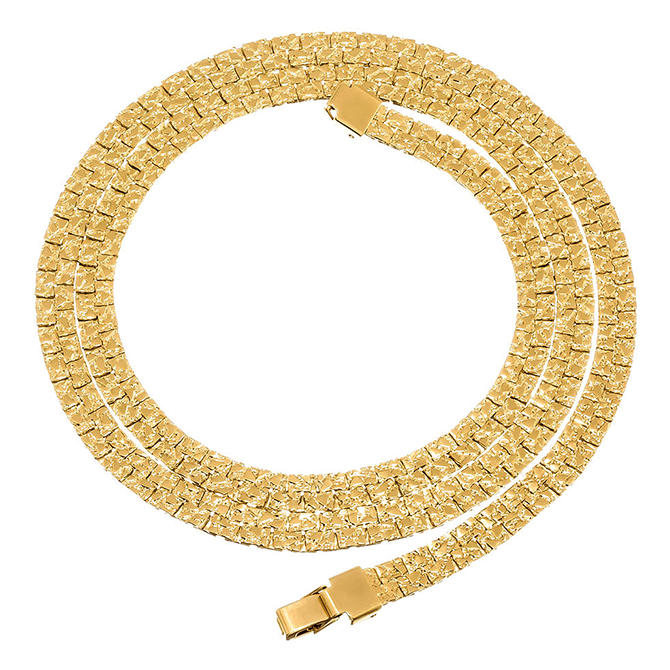 Gold Nugget Chain