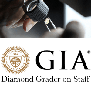 Our GIA diamond grading experts will take a look at your items for a fair and accurate valuation
