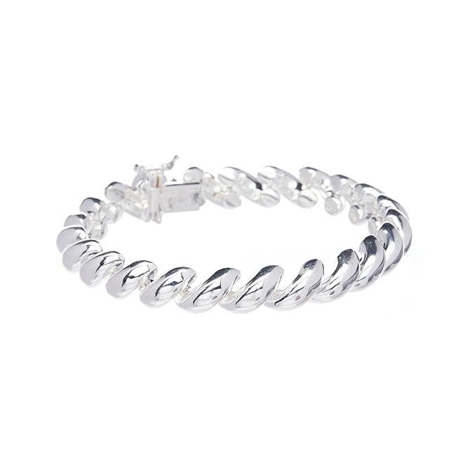 Silver San Marco Chain
