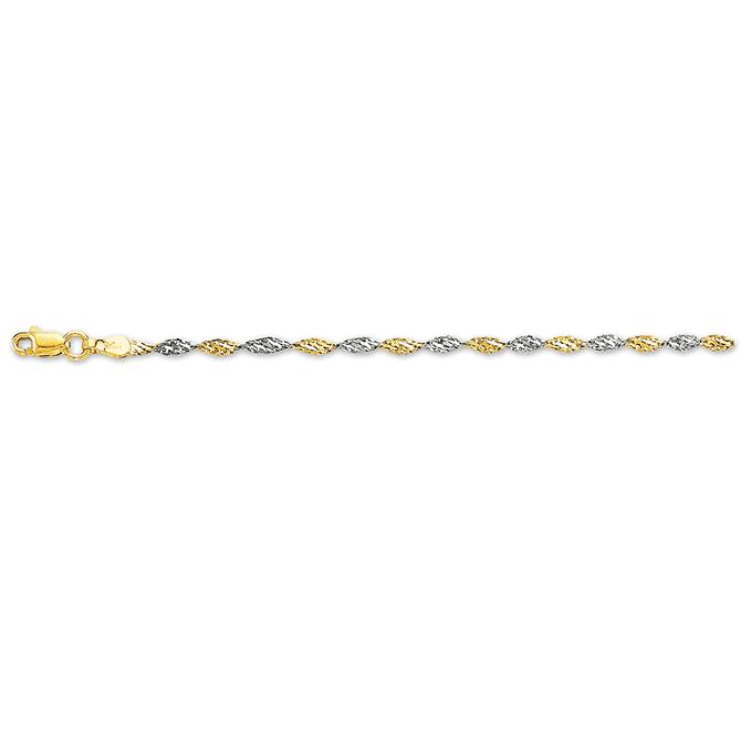 Tri Gold Singapore Chain