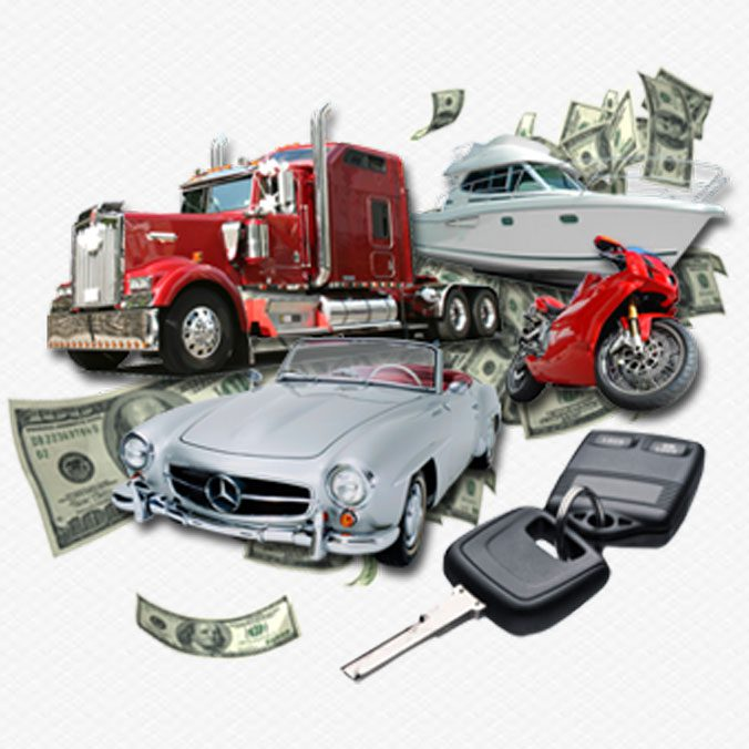 Cars, Trucks, Boats, Collateral Loans
