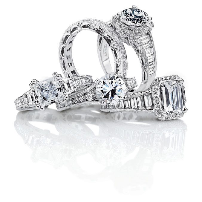 Engagement Rings For Sale, Diamond Engagement Ring, White Gold Engagement Ring
