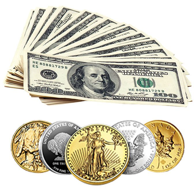 Buy And Sell Gold And Silver Coins & Bullion
