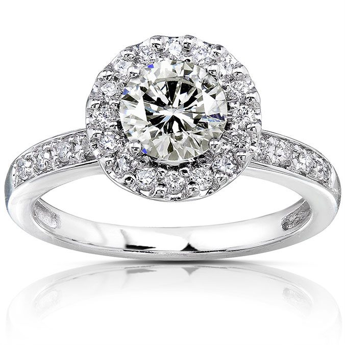 more types of engagement rings for your bride to be - Types Of Wedding Rings