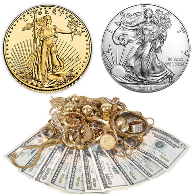 We Buy And Sell Gold And Silver Coins & Bullion