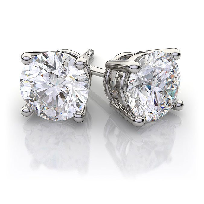 Wholesale Diamond Earrings