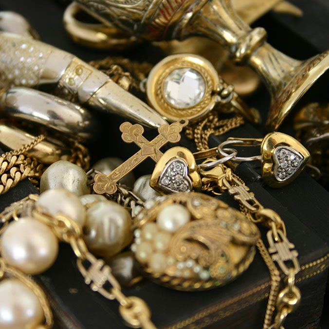 We Buy Antique Jewelry