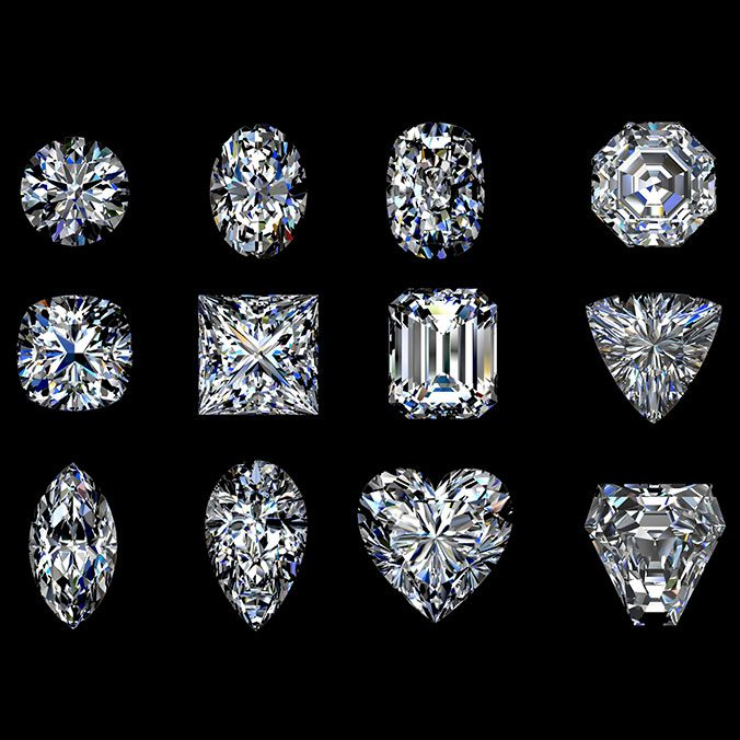 We Buy Old Cut Diamonds
