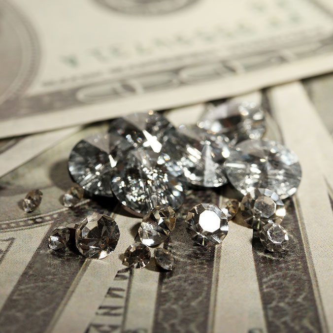 Pawn Diamonds-fast Cash-sell Diamonds-diamond Jewelry